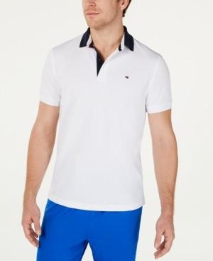 Tommy Hilfiger Men's Big & Tall Gibson Custom-Fit Polo Shirt