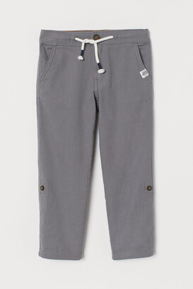 H&M Roll-up Pants