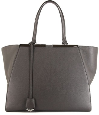 Fendi Pre Owned Three Jours tote