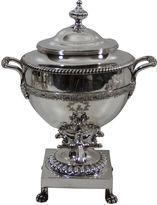 One Kings Lane Vintage English Old Sheffield Tea Urn, C. 1800