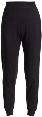 Chiara Boni Band Jersey Trousers