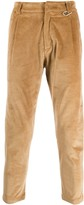 Low Brand cropped corduroy trousers