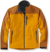 L.L. Bean Men's Pathfinder Soft-Shell Jacket, Multicolor