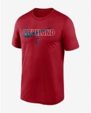 Nike Cleveland Indians Men's City Swoosh Legend T-Shirt
