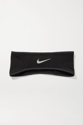 Nike Printed Dri-fit Headband - Black