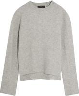 Ellery Valentine Boiled Wool Sweater - Gray