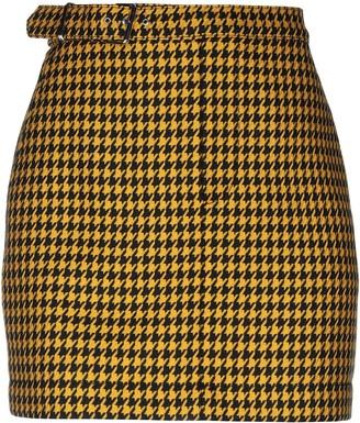 McQ Mini skirts