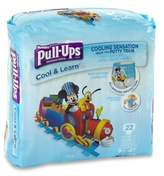 Huggies Pull-Ups® Cool and Learn Jumbo 22-Count Disposable Boy's 3T in 4T Training Pants