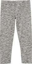 Design History Girls Girl's Hatchi Heathered Leggings, Size 2-6X