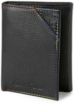 Robert Graham Black Clarke Tri-Fold Wallet