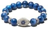 Loree Rodkin beaded pendant bracelet