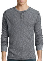 Arizona Long-Sleeve Henley Thermal Shirt