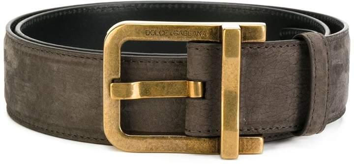 Dolce & Gabbana buckle fastening belt
