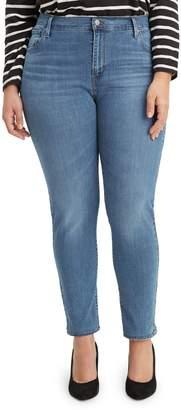 Levi's Plus 721 High-Rise TGIF Skinny Jeans