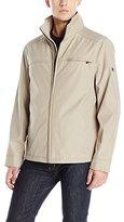 Calvin Klein Men's Poly Bonded Jacket