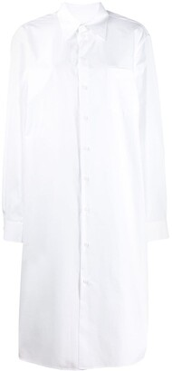 Maison Margiela Oversized Shirt Dress