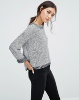 Glamorous Ribbed Sweater