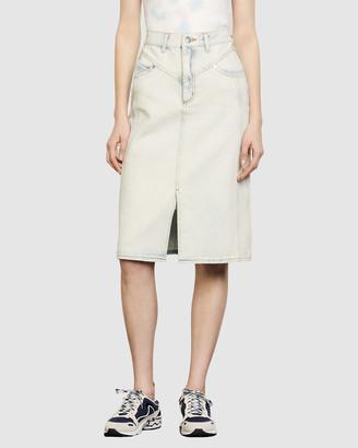 Sandro Abbie Skirt
