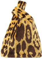 Hayward Mini Venetian Leopard Brocade Shopper Tote Bag