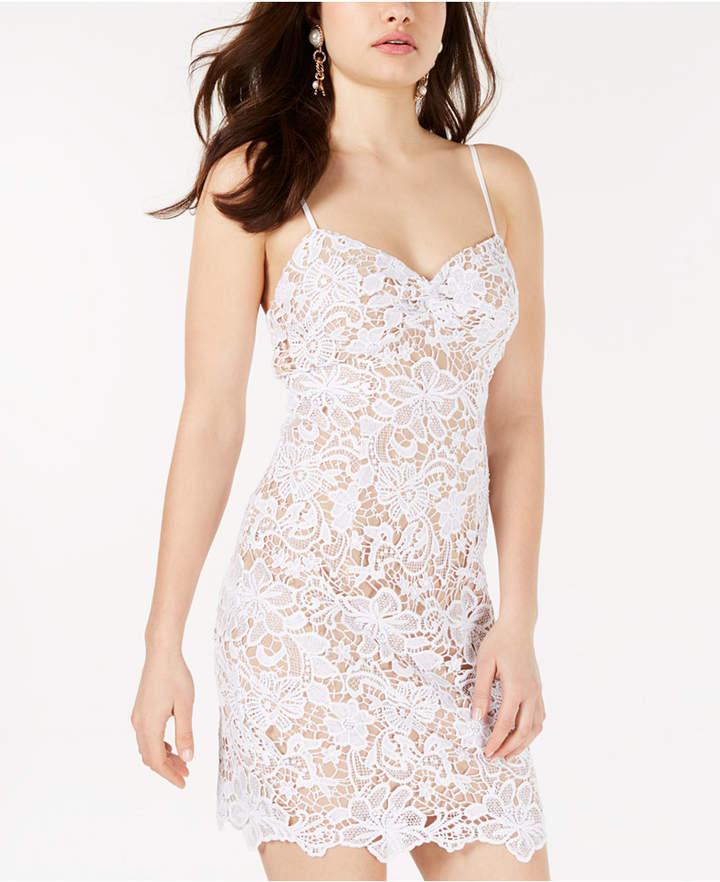 5058f41c0e1 Girls Lace Guess Dress - ShopStyle