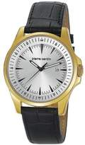 Pierre Cardin Men's Quartz Watch PC104511F05 PC104511F05 with Leather Strap