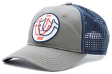 True Religion Overlap Horseshoe Baseball Cap