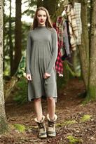 Shabby Apple Livvy Swing Dress Grey
