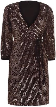 Vero Moda Callie Sequin Dress