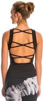 Jala Clothing Criss Cross Yoga Tank Top 8140643