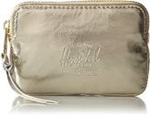 Herschel Men's Oxford Gold Silver Wallet