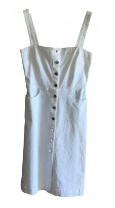 Stella McCartney Stella Mc Cartney White Denim - Jeans Dresses