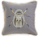 Marks and Spencer Beetle Embroidered Mini Cushion