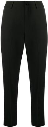 Liu Jo Embellished Stripe Tailored Trousers