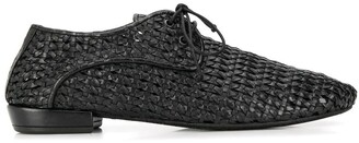 Marsèll Woven Leather Shoes
