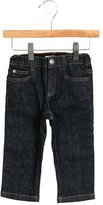 Bonpoint Girls' Straight-Leg Mid-Rise Jeans w/ Tags