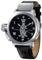 Christian Audigier Unisex ETE-102 Eternity Pure Metallic Stainless Steel Watch