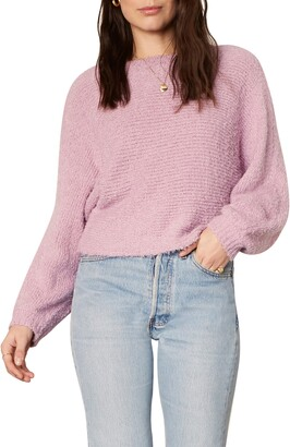 Cupcakes And Cashmere Perri Boucle Sweater
