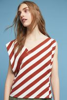 Anthropologie Dulcina Asymmetrical Top