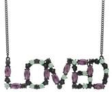Steve Madden Women's Loved Pendant Necklace