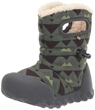 Bogs B MOC Waterproof Insulated Winter Rain and Snow Boot for Boys and Girls