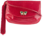 Judith Leiber Karung Tassel Crossbody Bag