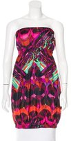Zimmermann Abstract Print Silk Top w/ Tags