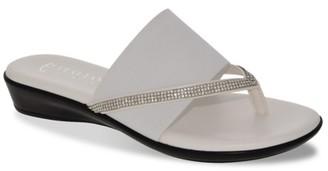 Italian Shoemakers Luxi Wedge Sandal