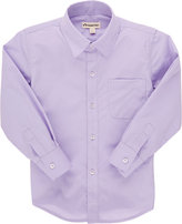 Appaman Poplin Shirt-PURPLE