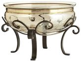 Pier 1 Imports Luster Decorative Bowl with Stand