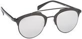 Steve Madden Black Browline Sunglasses