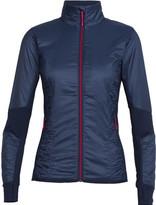 Icebreaker Women's Helix Long Sleeve Zip Jacket