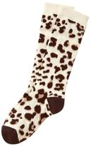 Gymboree Leopard Knee Socks