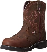 "Justin Boots Women's Gypsy Collection 8"" Steel Toe"