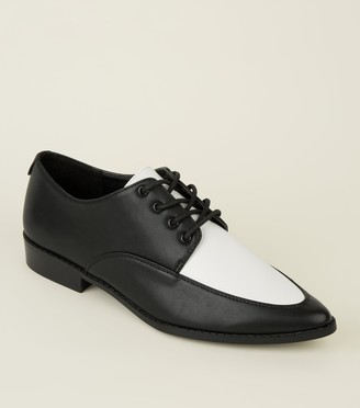 New Look and Pointed Lace Up Shoes